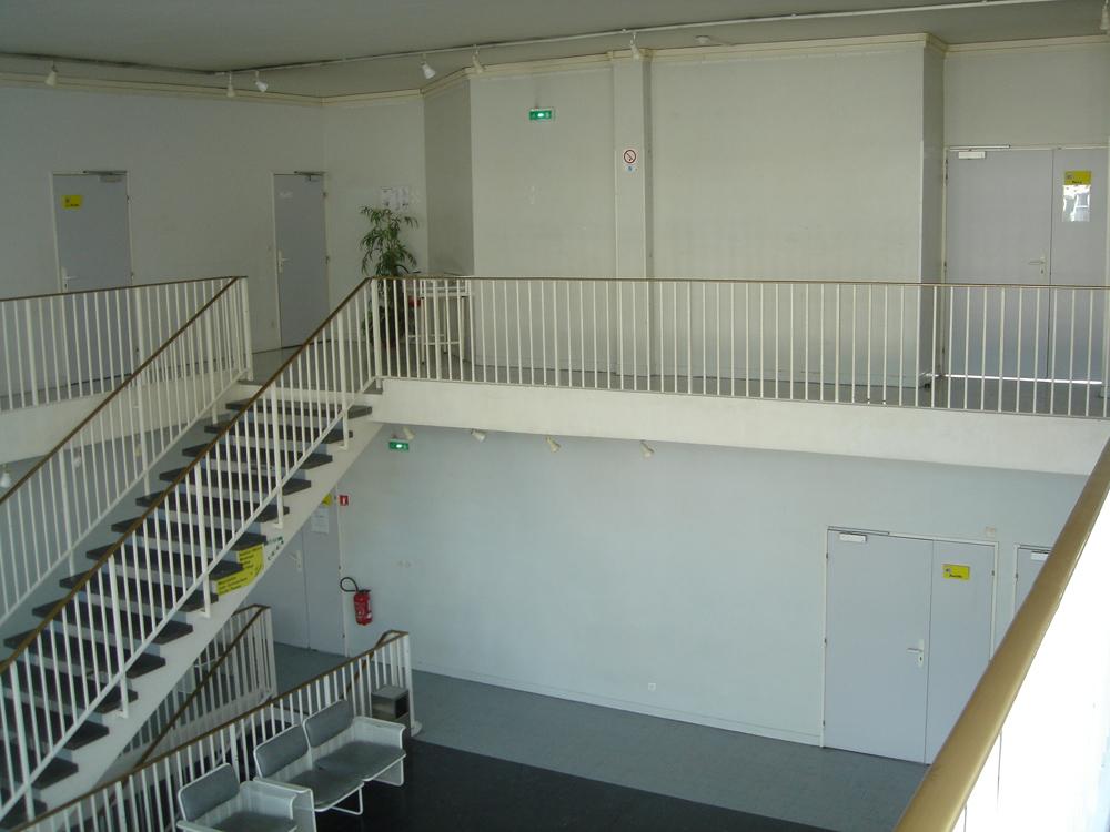 Salle cisp appl la maison des sauveteurs - Piscine porte de vincennes ...
