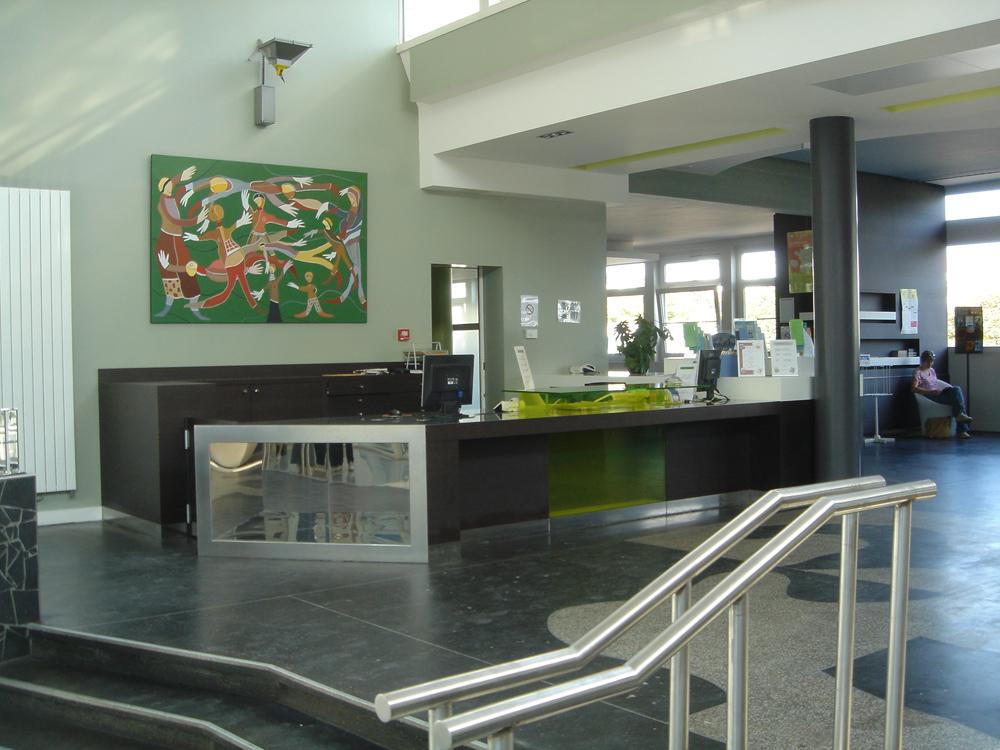 Salle cisp appl la maison des sauveteurs for Piscine 75012