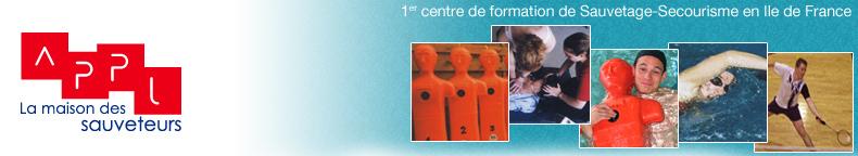 APPL - La maison des sauveteurs.fr